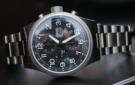 Pilot Watchs Army Edition by Oris Big Crown Propilot Chronograph Gmt On