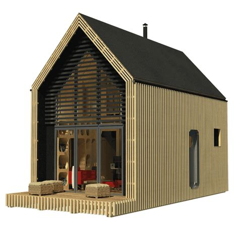 small house with loft plans modern tiny house plans