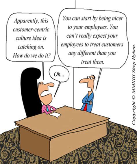 ten ways to create a customer centric culture | shep hyken