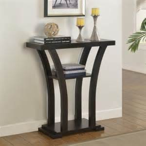 crown draper console table walmart
