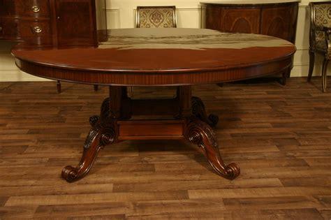 mahogany dining table 72 round table mahogany dining table formal dining ebay