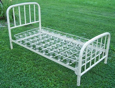 best 25 metal twin bed frame ideas on pinterest industrial beds and headboards