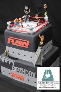 bc4068 wwe raw wrestling birthday cake a wwe raw wrestli flickr