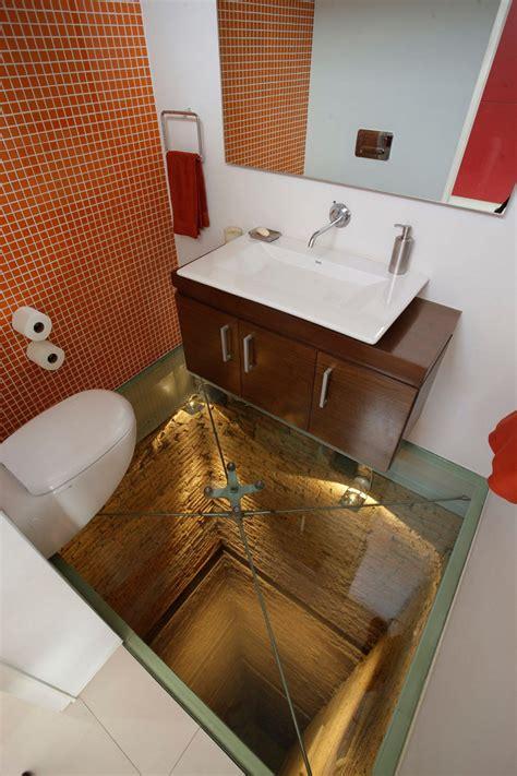 glass floor bathroom penthouse with glass floor bathroom guadalajara mexico