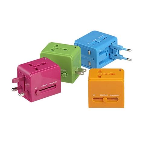 Travel Adaptor Colokan Multi Fungsi travel adaptor with pouch and usb charger supplier buy travel adaptor with pouch and usb