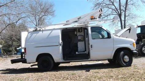 how cars run 1998 ford econoline e350 transmission control purchase used 1998 ford e350 34 bucket van a28d lift non running missing door in pembroke