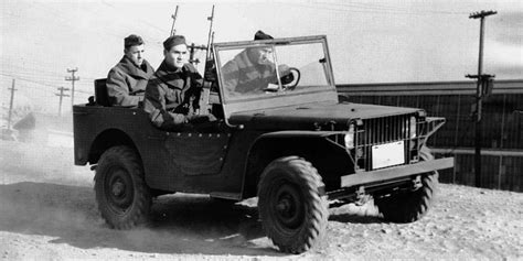ford pygmy the ford jeep prototype that started it all ford authority