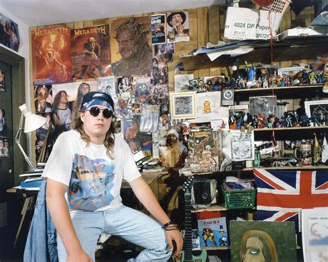 what these iconic photos of 90s in their bedrooms