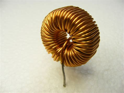 air inductor wiki file toroidal inductor jpg wikimedia commons