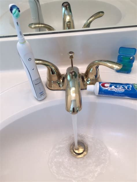 Dr Faucet by Toothbrush Dr Gentry