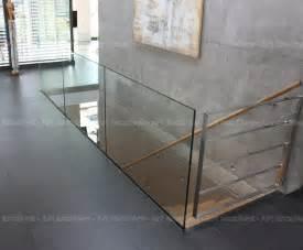 garde corps horizontal bois m 233 tal inox verre
