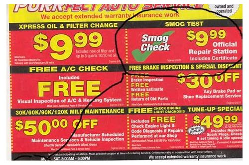 smog coupons las vegas 89117