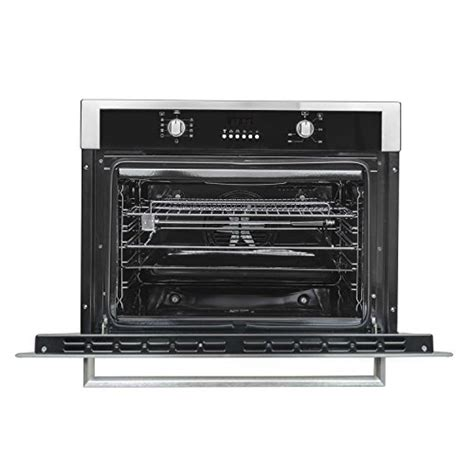 Oven Cosmos cosmo cov 309db stainless steel electric wall oven tec