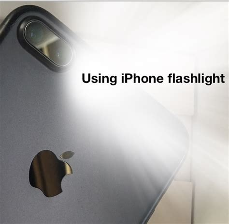 iphone flashlight use the iphone flashlight adjust flashlight brightness