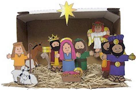 make a child proof nativity set this advent season