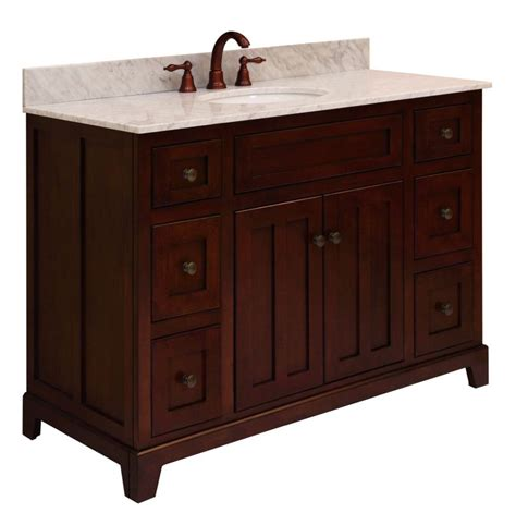 Grand Vanity by Faucet Gh4821d In Grand By Wood