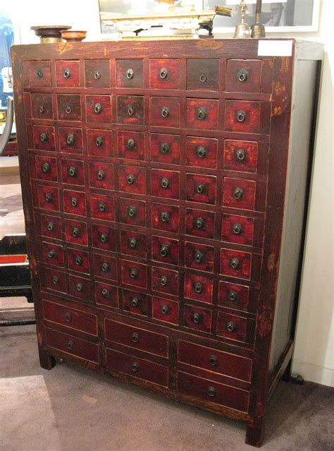Antique Apothecary cabinet   so useful for many things