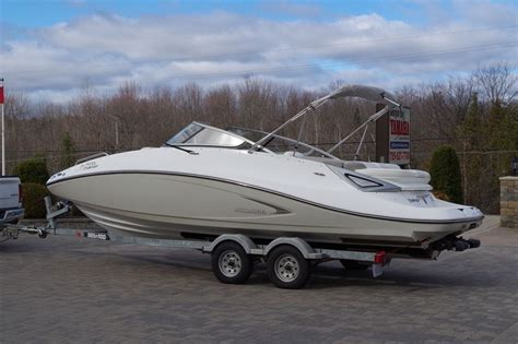 sea doo boat dealers in ontario sea doo 230 challenger se 2009 used boat for sale in