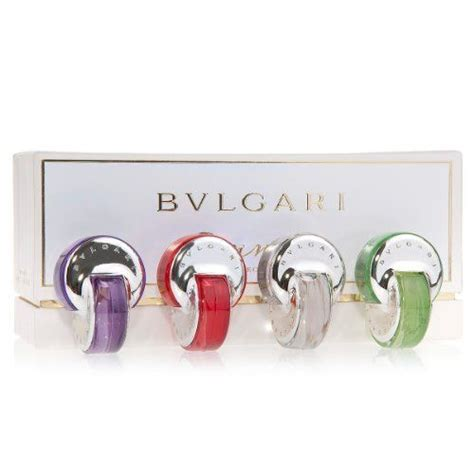 Set Bvlgari bvlgari omnia miniature collection 4 set by bvlgari 39 99 buy bvlgari gift sets