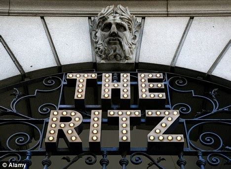 The Ritz hotel's wartime homosexual subculture   Daily