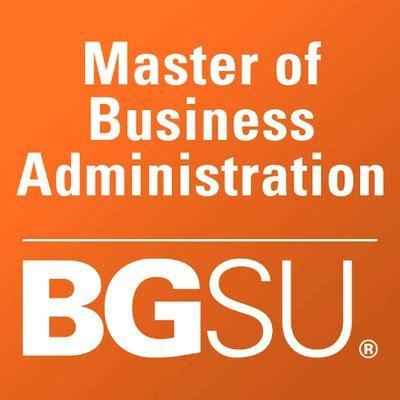 Bgsu Executive Mba Program by Bgsu Mba Bgsumba