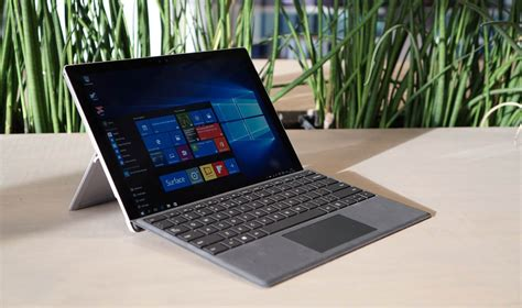 Tablet Microsoft Surface Pro 4 review microsoft surface pro 4 tablets magazine