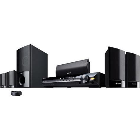 sony dav hdx285 dvd home theater system davhdx285 b h photo