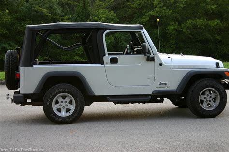 Soft Top Jeep Wrangler Unlimited The Best Replacement Jeep Soft Tops Times Guide To