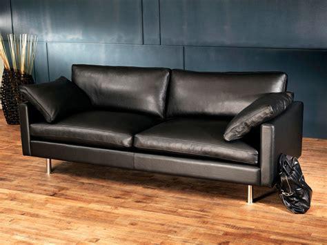 cuir canape canap 233 cuir design et haut de gamme canap 233