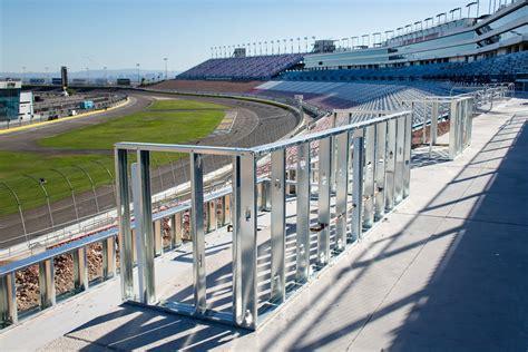 las vegas motor speedway adding  seating  nascar