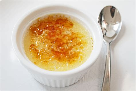 creme brulee recipe custard recipe easy creme br 251 l 233 e recipe best desserts