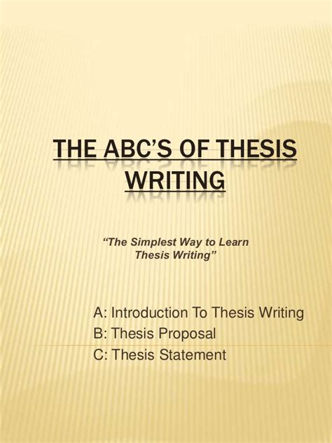 Compose Strong Thesis by Help Writing A Strong Thesis Statement Top Essay Writing
