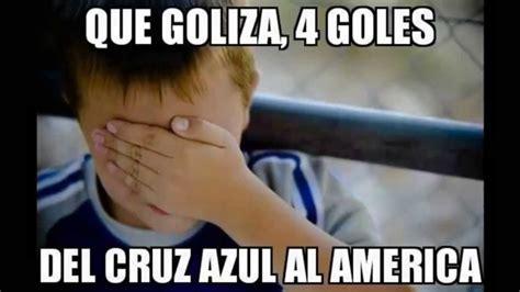 Memes Cruz Azul Vs America - los mejores memes del cruz azul vs america 4 0 liga mx apertura 2014 youtube