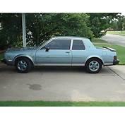1982 Buick Skylark  Information And Photos MOMENTcar