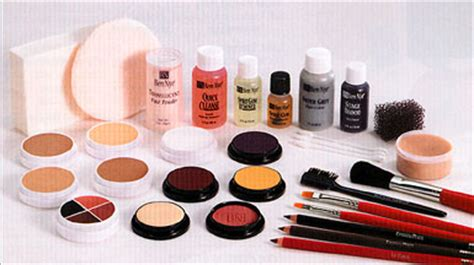 Professional Special Effects Makeup Kits Special Effects Make Up