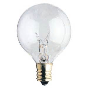 40 watt candelabra light bulb 301040 destination lighting