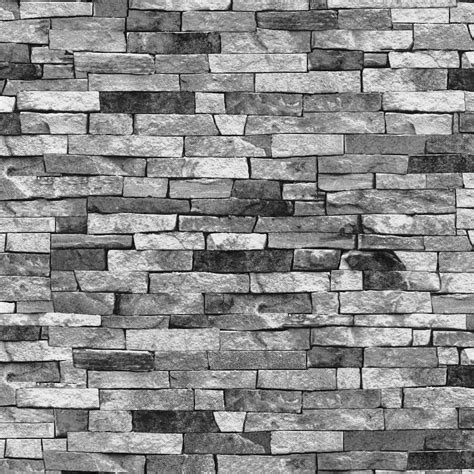 slate stone wall effect wallpapers modern feature wall