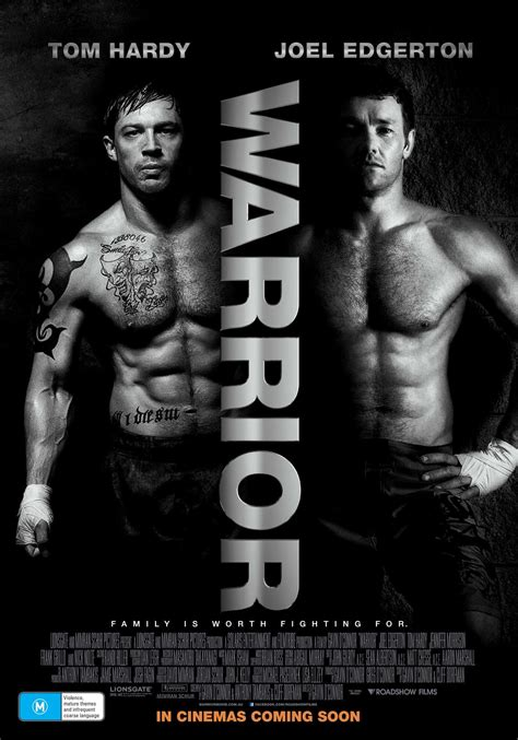 film warrior review warrior the reel bits