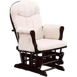 dorel glider wood rocker chair walmart
