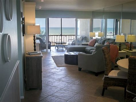 vrbo siesta key 1 bedroom top floor oceanfront view of the 1 beach in vrbo