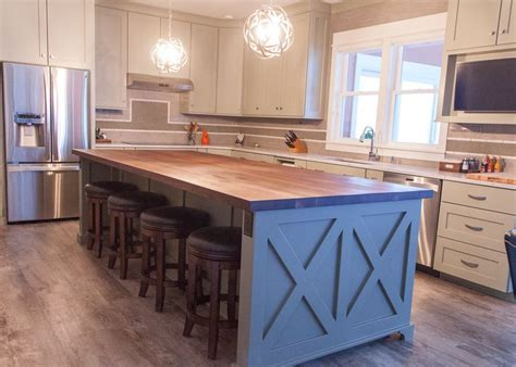 Farmhouse Island Kitchen farmhouse kitchen island farmhouse chic farmhouse kitchens kitchen