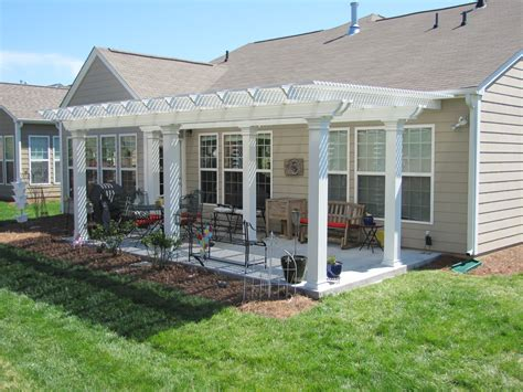 Coolbreeze Freestanding Deluxe Aluminum Pergola All Pergola Patio