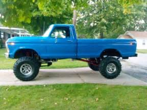 Four Wheel Drive Truck Wheels Four Wheel Drive Ford Half Ton Truck Classic Ford
