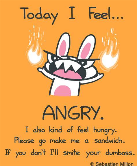 angry sebastien millon art amp illustration