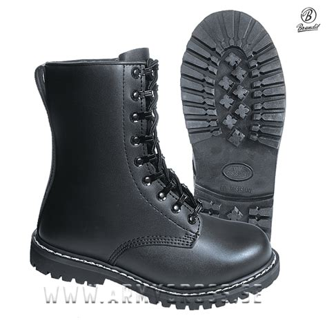 Boots Air Wings On Army Size 39 43 brandit springerstiefel para boots boots shoes armygross se