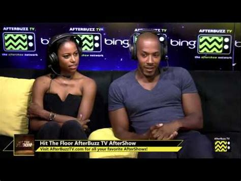 hit the floor benched jonathan mcdaniel talks vh1 s hit the floor and his future with ahsha hayes in season