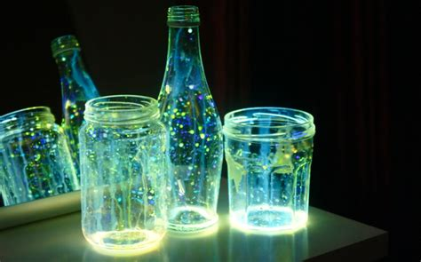Fluoriserende Nagellak by To Diy Nailpolish Racerback Glow Jars