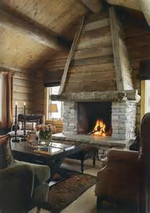 log cabin with fireplace log cabin sitting room cabin fever
