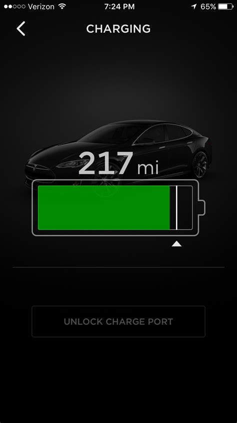 tesla apps tesla refreshes mobile app with modern ui touch id and