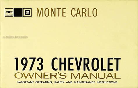 service repair manual free download 1973 chevrolet monte carlo regenerative braking 404 not found